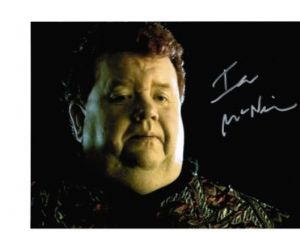"Ian McNeice ""Kwaltz"" (Hitchhikers Guide to the Gaslaxy) #9"